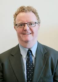 photo of Dr Peter Rice